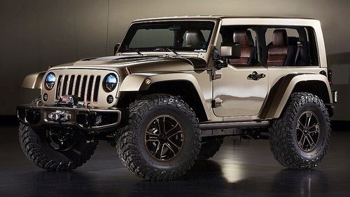 Jeep Wrangler Next Generation Lighter Better Aerodynamics And
