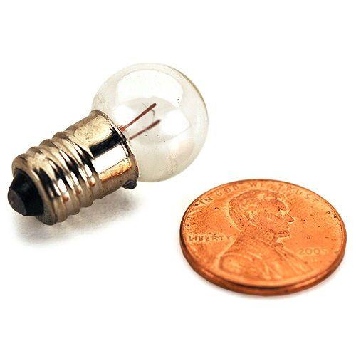 Mini Lightbulbs - 1 5-3v E10