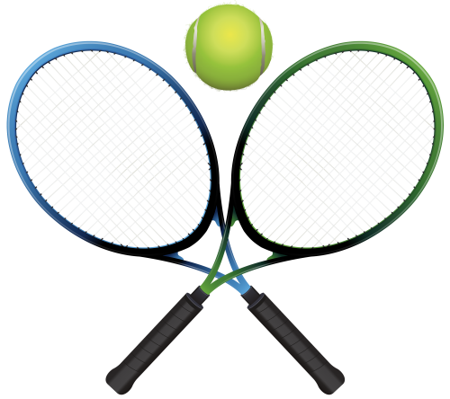 Tennis Rackets And Ball Png Clipart Tennis Tennis Racket Rackets