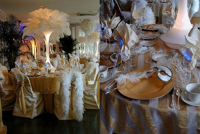 Wedding Bell Talk » A Mardi Gras Theme doesn\'t have to be just in ...