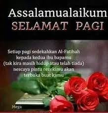 Image Result For Salam Subuh Dengan Gambar Selamat Pagi