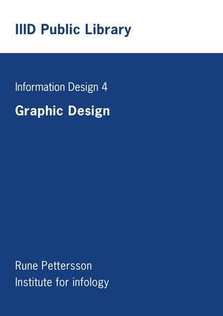 Graphic Design - International Institute for Information Design (IIID)