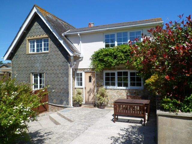 Astonishing Fairfield Cottage Lyme Regis Dorset England Home Remodeling Inspirations Genioncuboardxyz