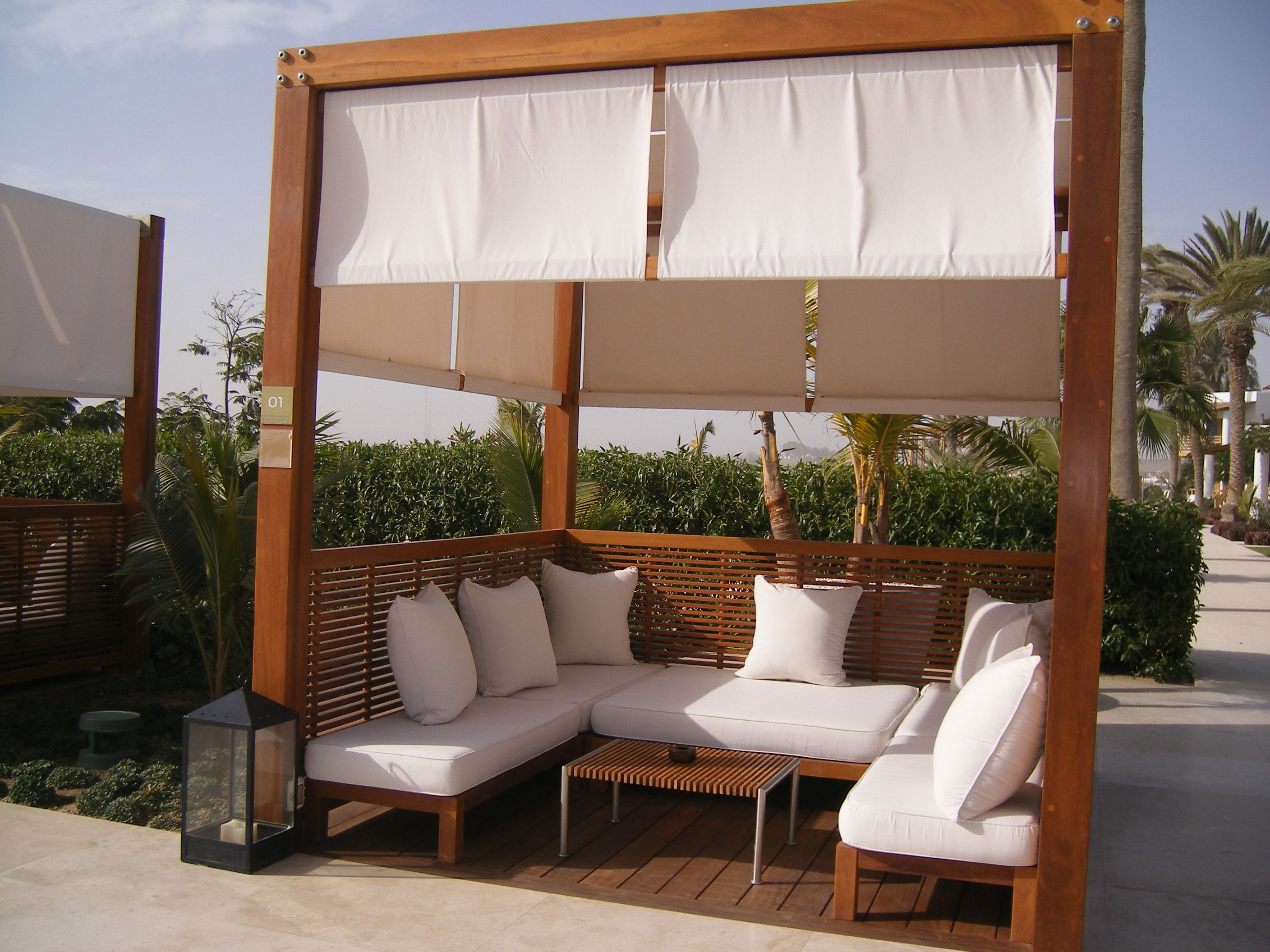 Pool Cabana Tent Google Search Tulum Hotels Outdoor