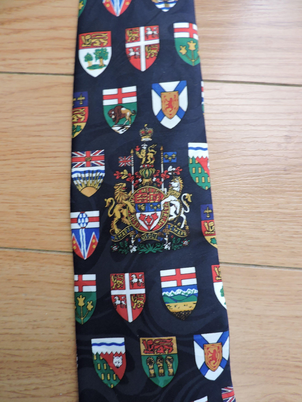 Canada Crest Coat of Arms & Provincial Emblems National