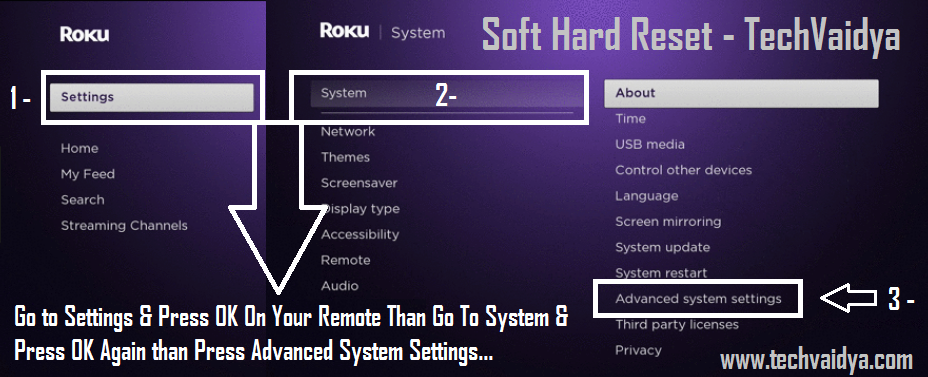 If Your Roku is Not Connecting Wireless Network  Please
