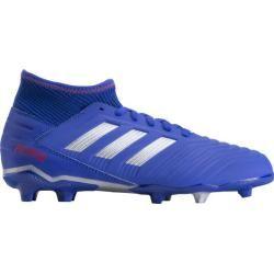 Photo of Adidas Predator 19.3 Fg, talla 36? en azul / plata / rojo, talla 36? en azul / plata