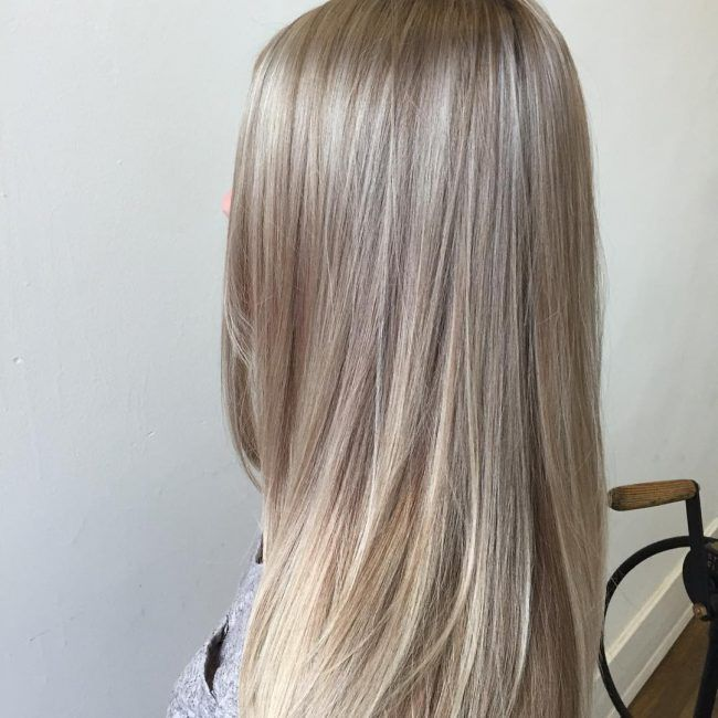Sandy Blonde Hair Light Blonde Hair Light Hair Color Champagne
