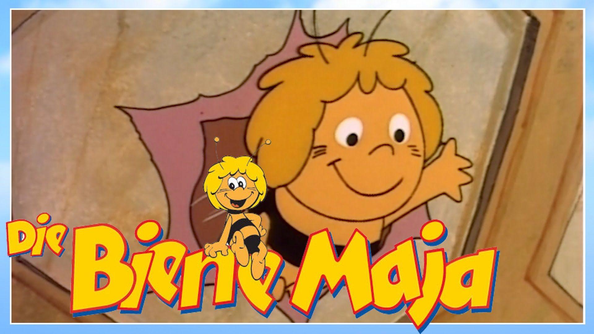Die Biene Maja Folge 1 Maja wird geboren