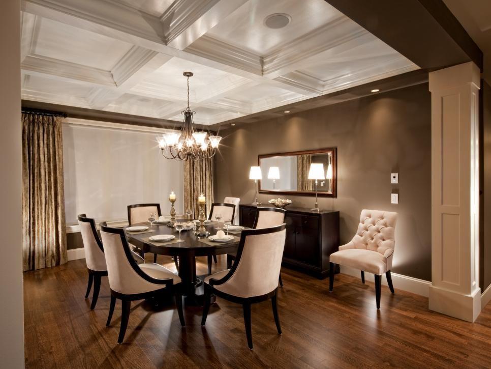 Elegant Cream Dining Chairs, Cream Colored Dining Room Furniture