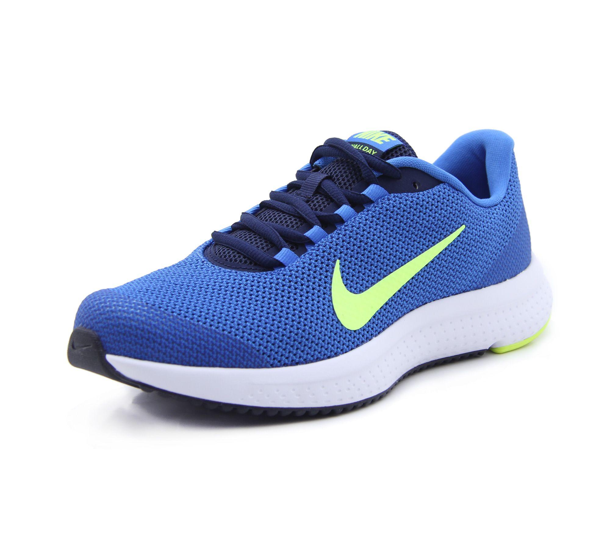 NIKE Runallday Blue Men's Running