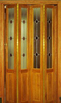 Fabrica de puertas plegadizas y rebatibles en madera y for Fabrica puertas madera