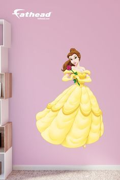 Princess Belle Room Decor Disney Princess  Diy Girls Bedroom  Nursery  Discover The