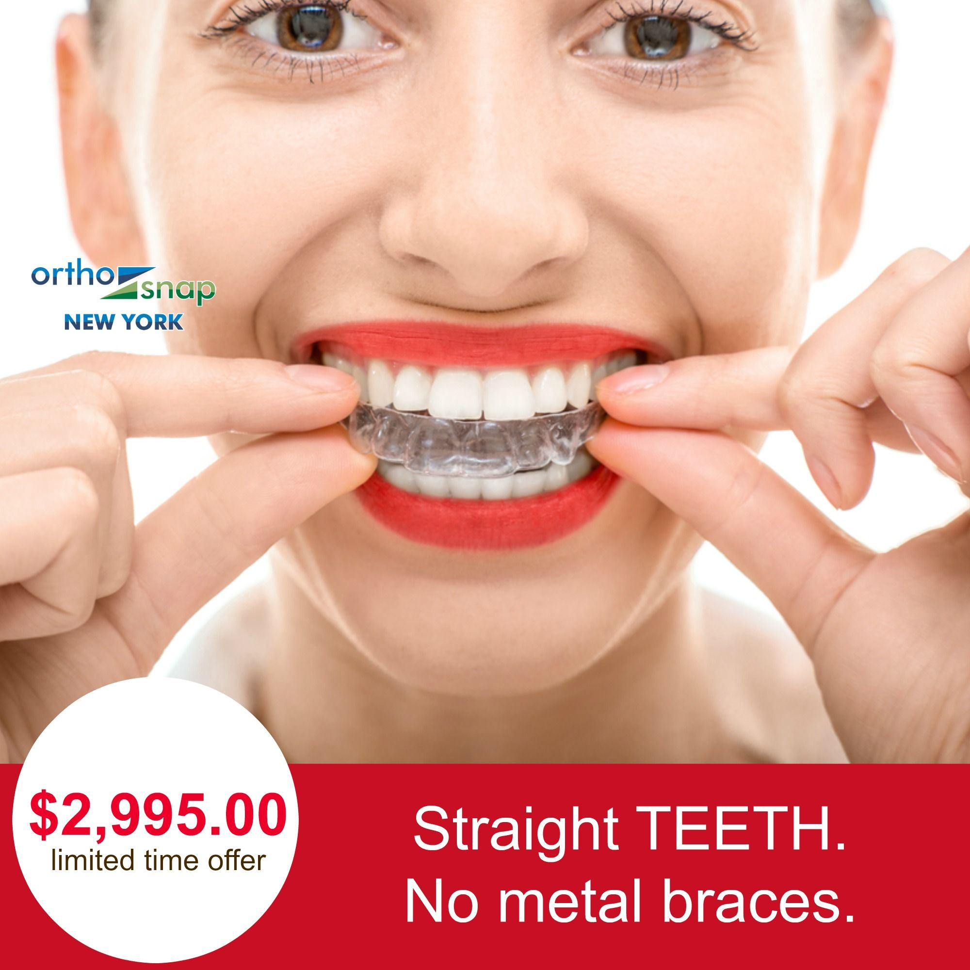 how to straighten teeth naturally