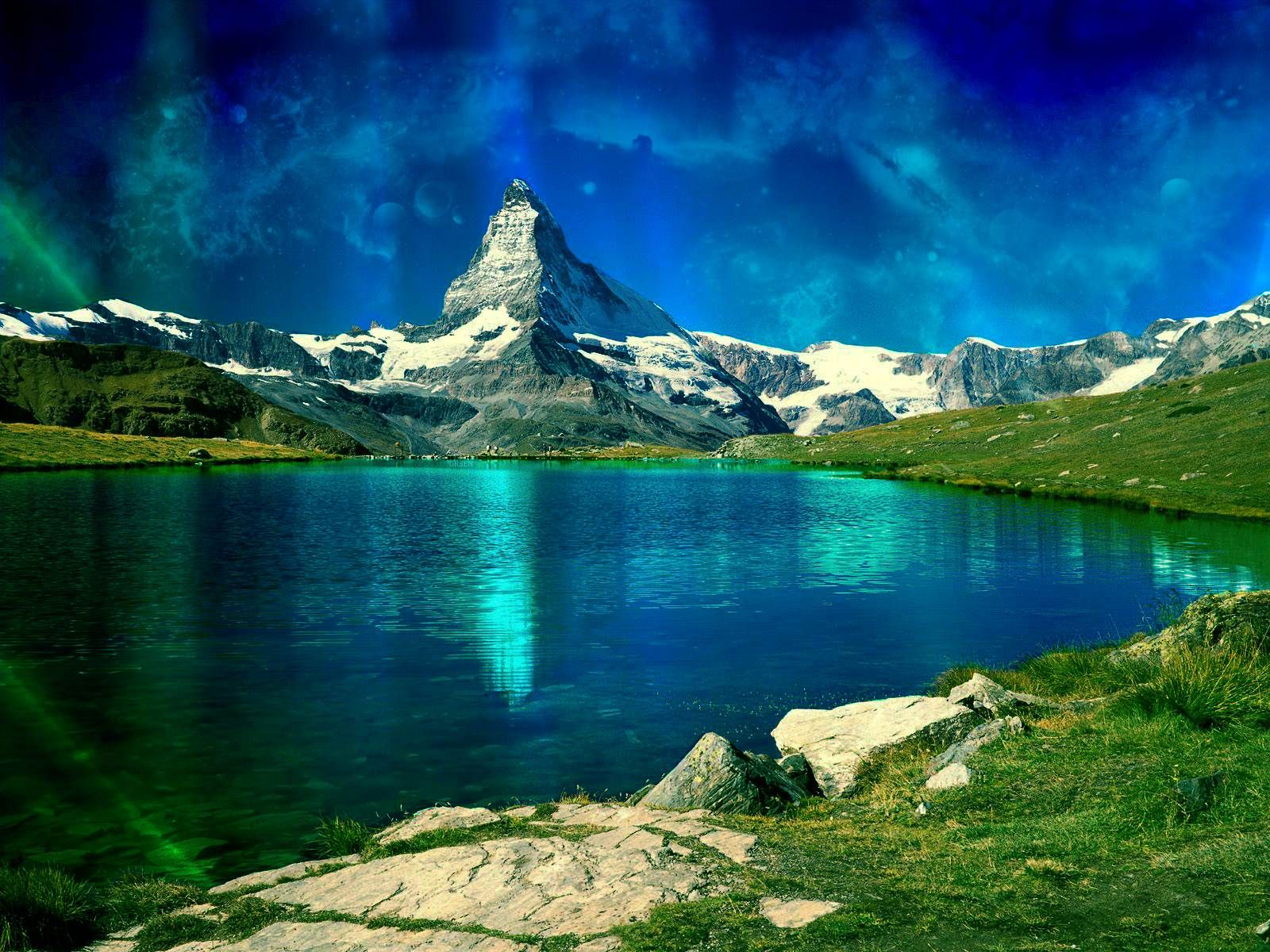 Fondos De Escritorio Wallpaper 3d Paisaje Montanas Nature Wallpaper Beautiful Scenery Wallpaper Landscape Wallpaper