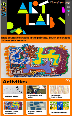 Learn And Create Modern Art With Moma Art Lab Apps For