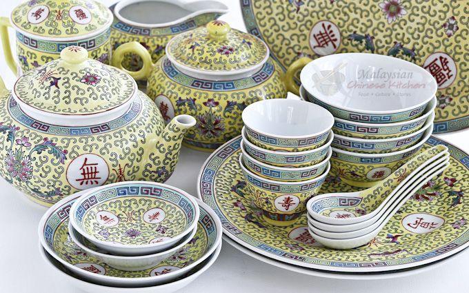Malaysian Chinese Ceramic Ware In 2020 Chinese Ceramics Ceramic Ware China Dishes