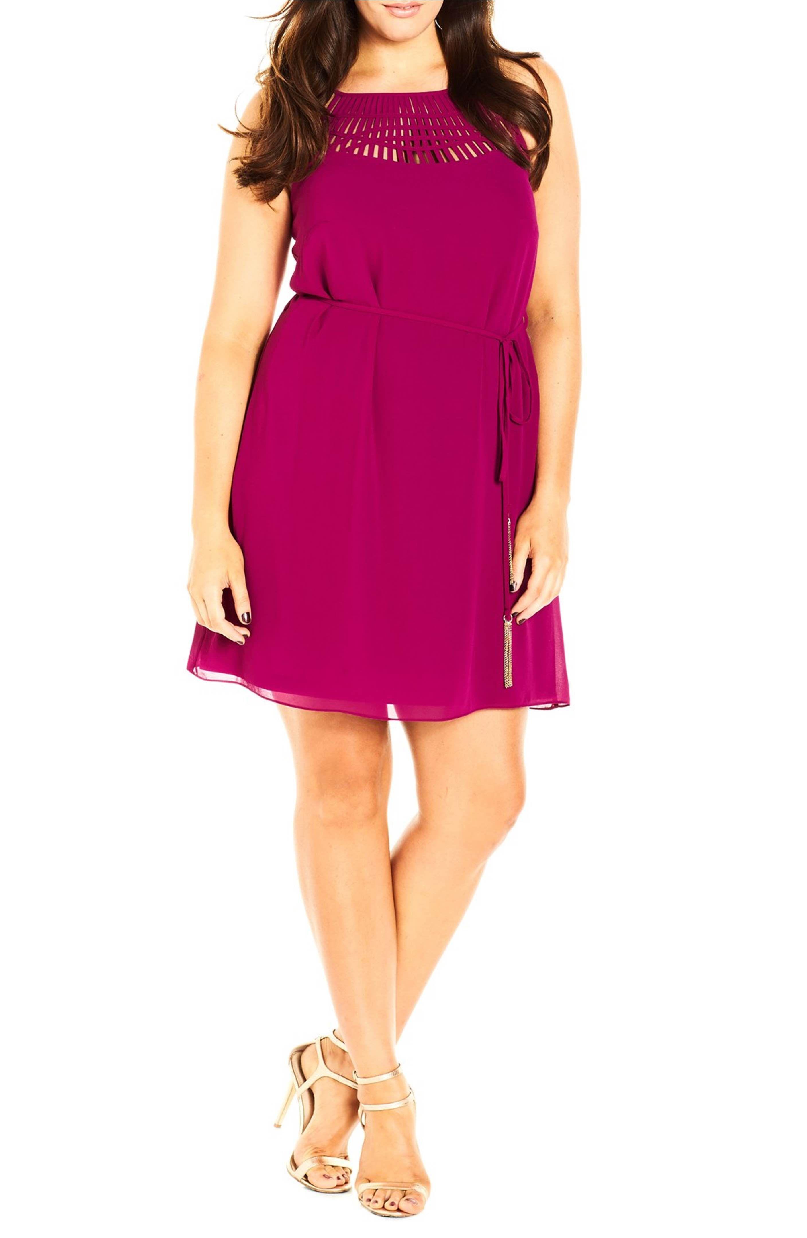 Bonito Nordstrom Vestido De Dama Cresta - Colección de Vestidos de ...