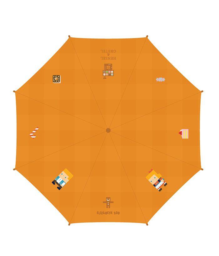 hanselgretel umbrella  Design by Elizabeth Soo,2015
