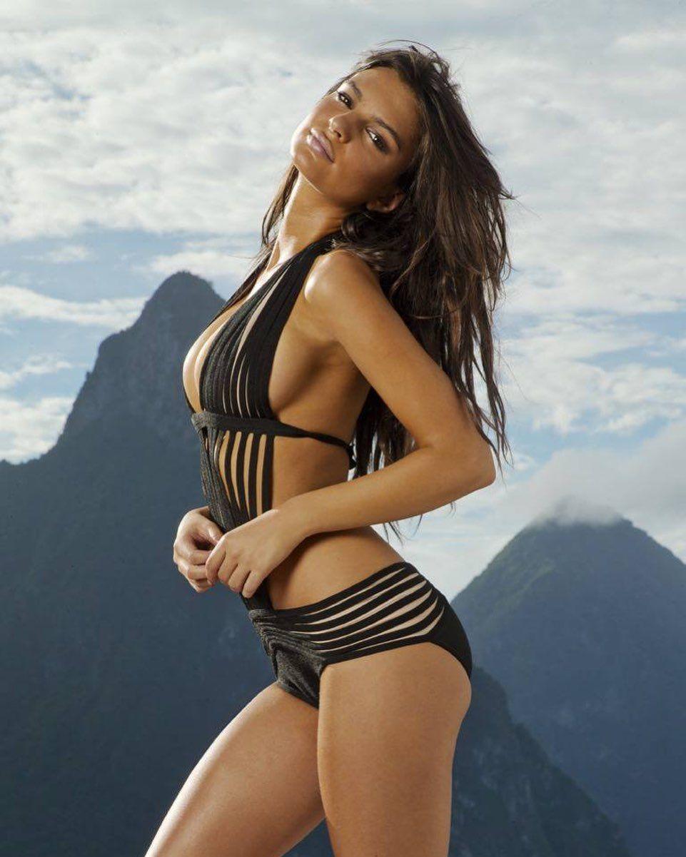 Heres The Complete Sexy 2015 Emily Ratajkowski Sports Illustrated Swimsuit Bikini Shoot