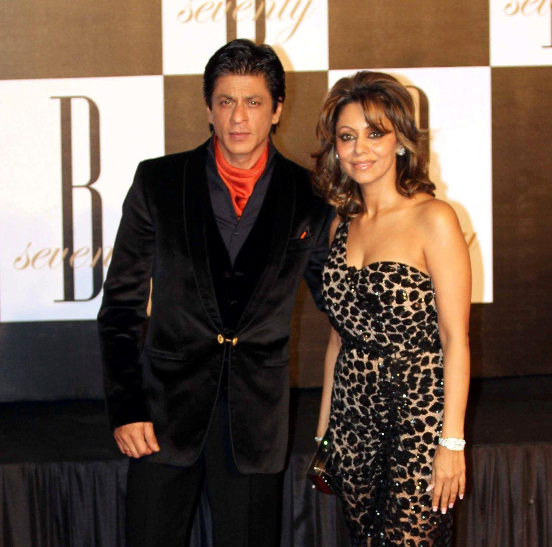 Shah khan wife