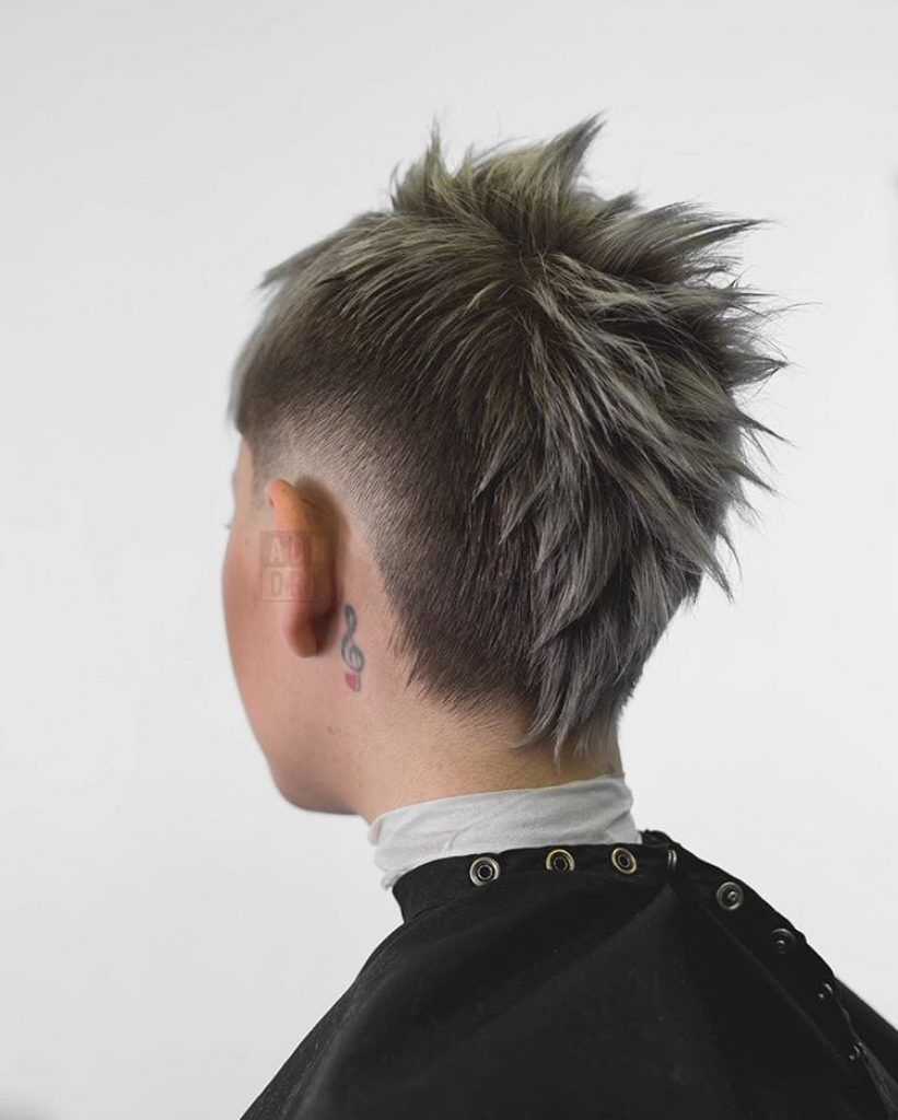 Faux Hawk hairstyles for messy hair | Men Messy Hairstyles ...