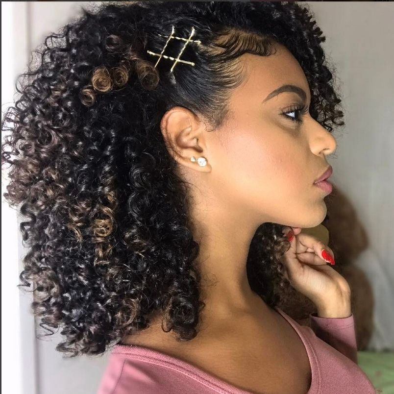 49+ Bobby pin curls natural hair trends