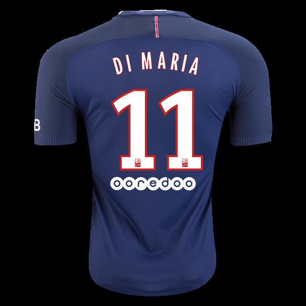 Angel Di Maria, 11, PSG Home World soccer shop, Soccer