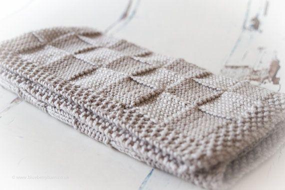 Knitting Pattern/DIY Instrructions Chunky by ...