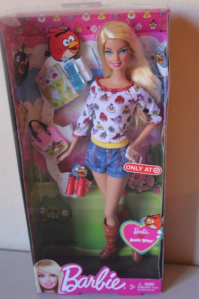 NIB Mattel Barbie 2013 Spring Cutie// Easter Doll *Target Exclusive*