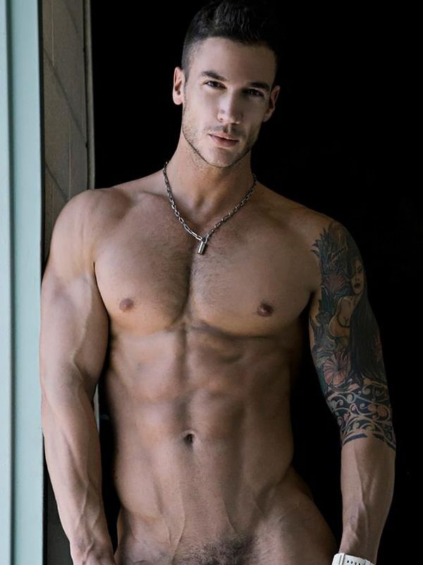 Pin by dan jones on fitness motivation pinterest sexy for Naked men tattoo