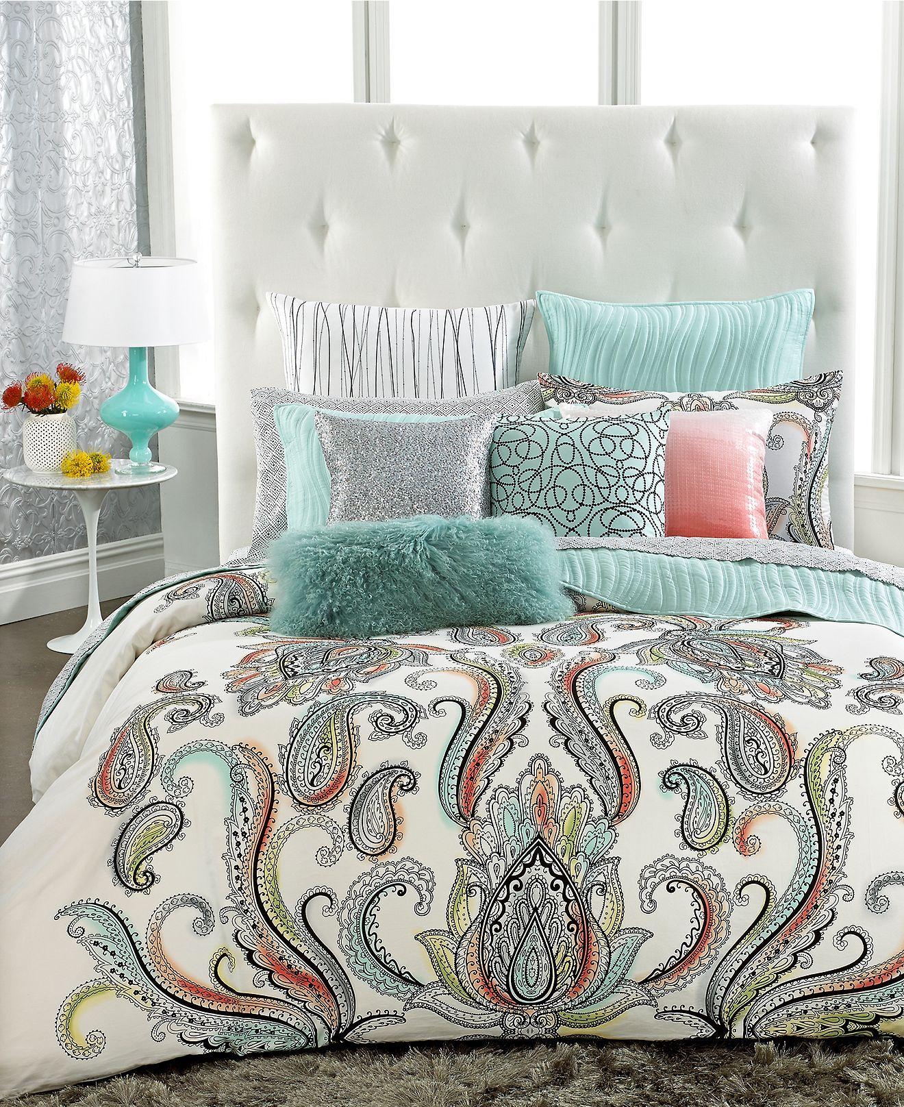 Macy Home Decor: INC International Concepts Marni Bedding Collection