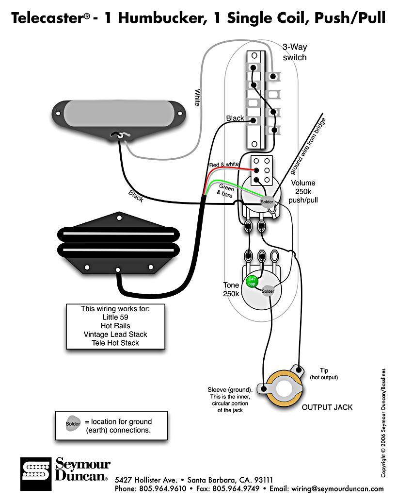 Fender Telecaster Wiring Diagram : fender, telecaster, wiring, diagram, Wiring, Diagram, Guitar, Pickups,, Telecaster,