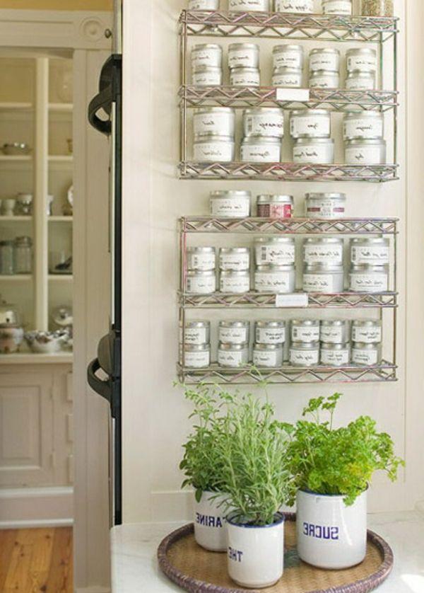 Ordnung muss sein! Wohnen in der Küche Pinterest Do it - ordnung in der küche