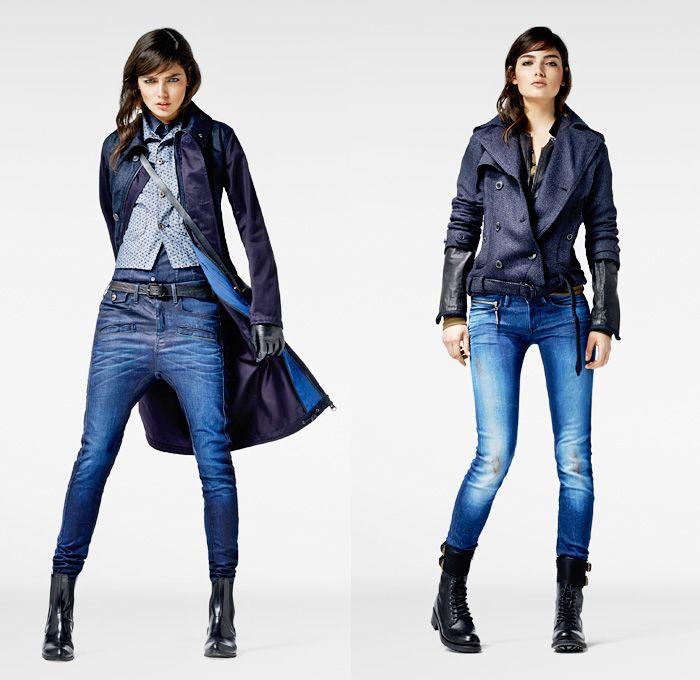 g 2013 2014 winter womens lookbook designer