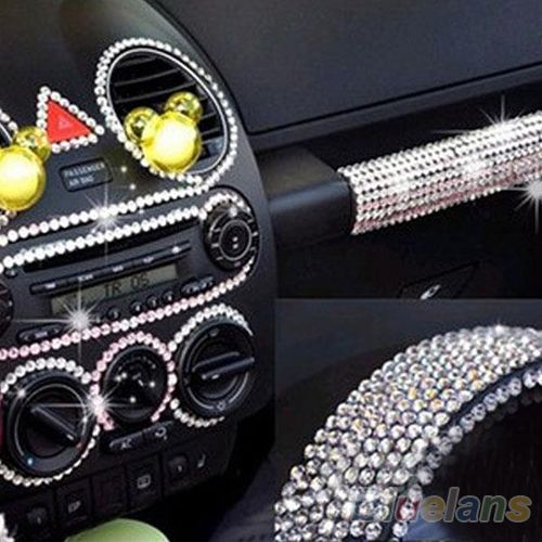 Custom cars · online buy wholesale rhinestone stickers from china rhinestone interior