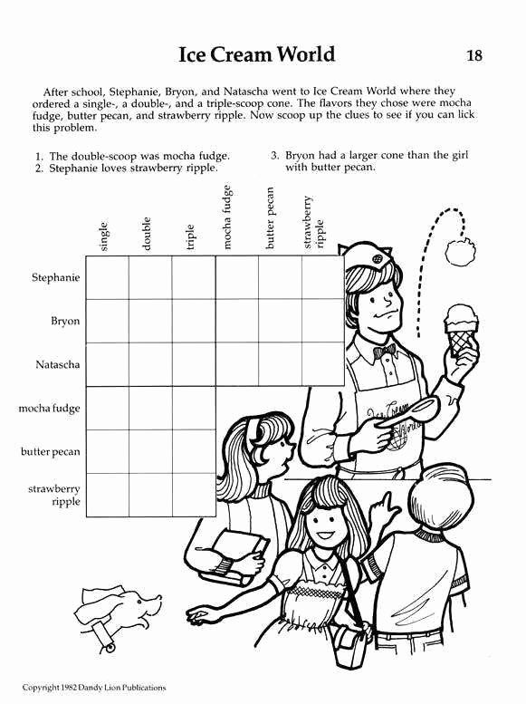 50 Inductive and Deductive Reasoning Worksheet in 2020