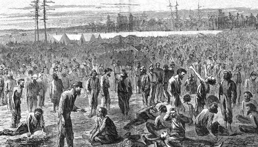 write american prisoners of war
