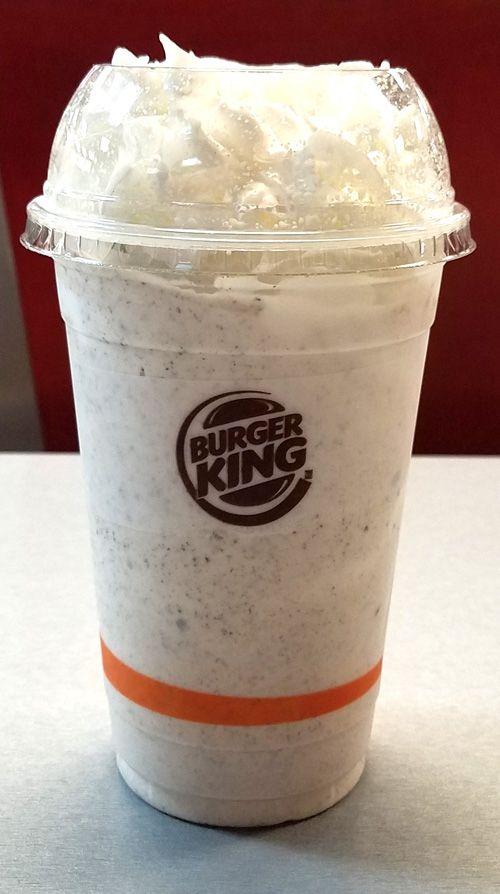 Richard Reviews Everything : Burger King Chocolate Oreo ...