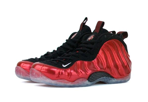 Nike Air Foamposite OneBlackRedGoldFreshness Mag