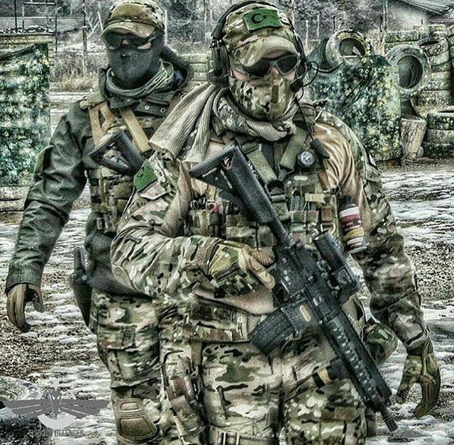 Polis Zel Harekat Polis Zel Harekt T Turkish Army And