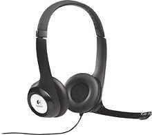 headset w/ microphone