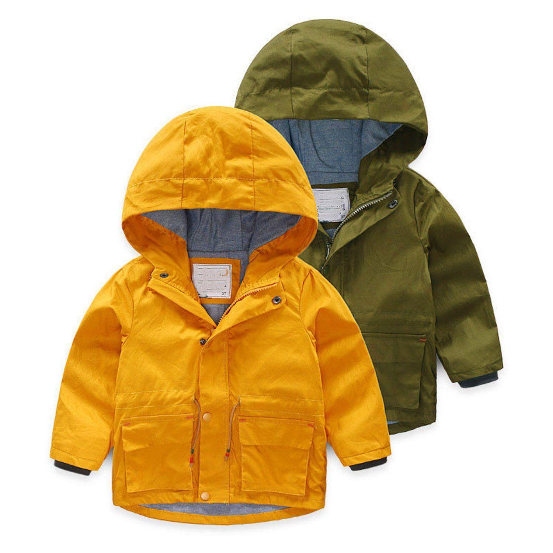 8979e10db242 Felds Children Outerwear Jacket For Boys Kids Clothes Brands Coat ...
