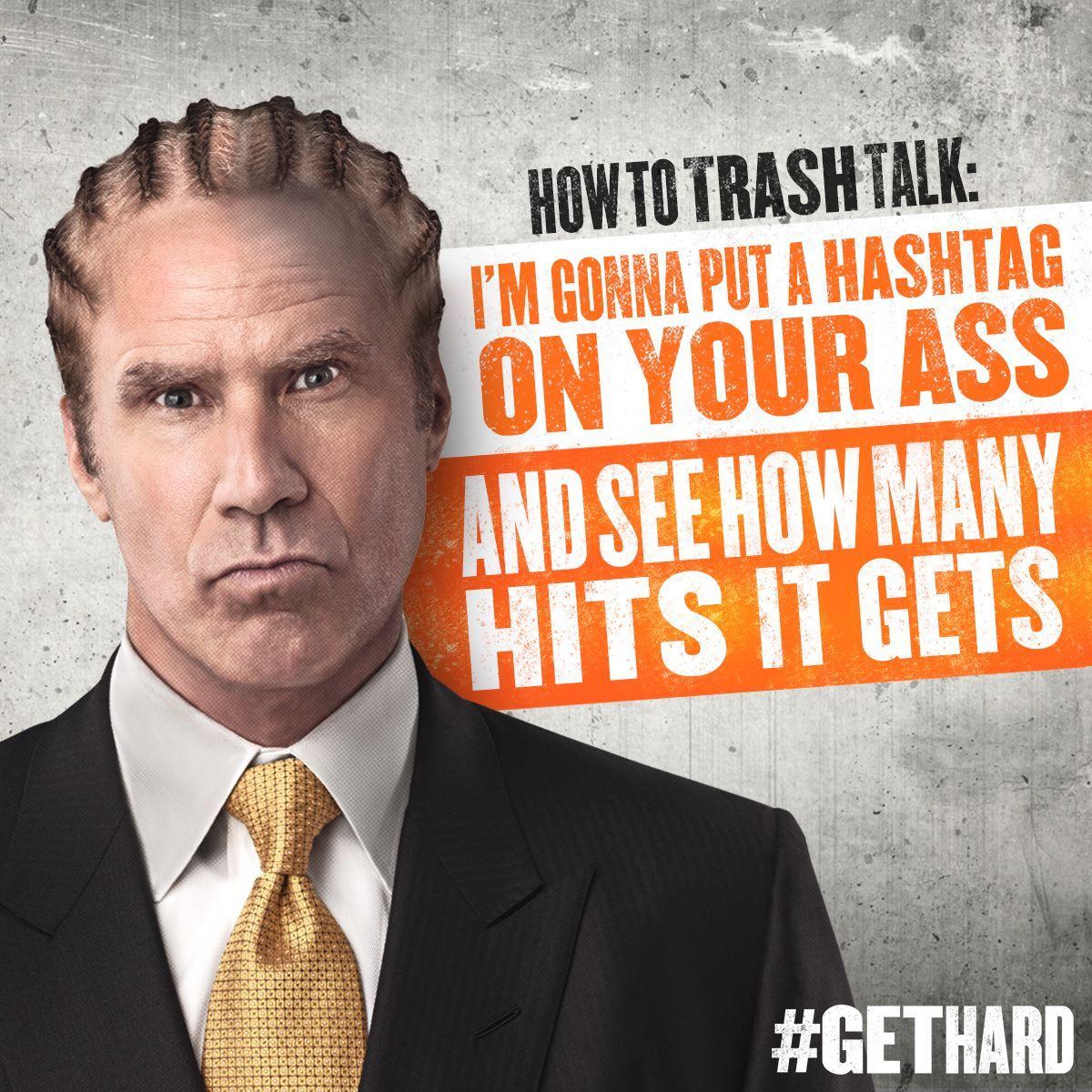 Learn How To Talk Trash With The Master Gethard Derknastcoach Der Knastcoach Falschparker Leben