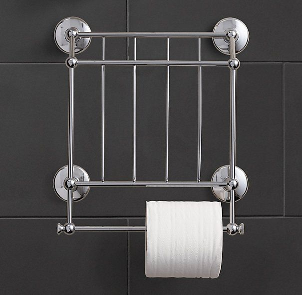 Toilet Roll Holder With Magazine Rack Chatham Magazine Rack with Tissue Holder For the Home 16
