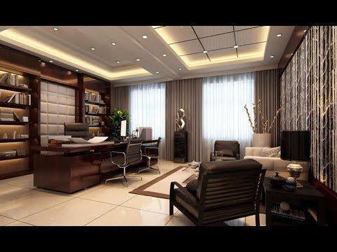 Building A Modern Home Office Modern Home Office Design Ideas
