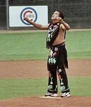Chief Noc A Homa Atlanta Braves Braves Atlanta
