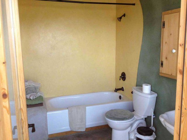 Sustainable Green Buildings: The Euro Earthship Nightly Rental ...