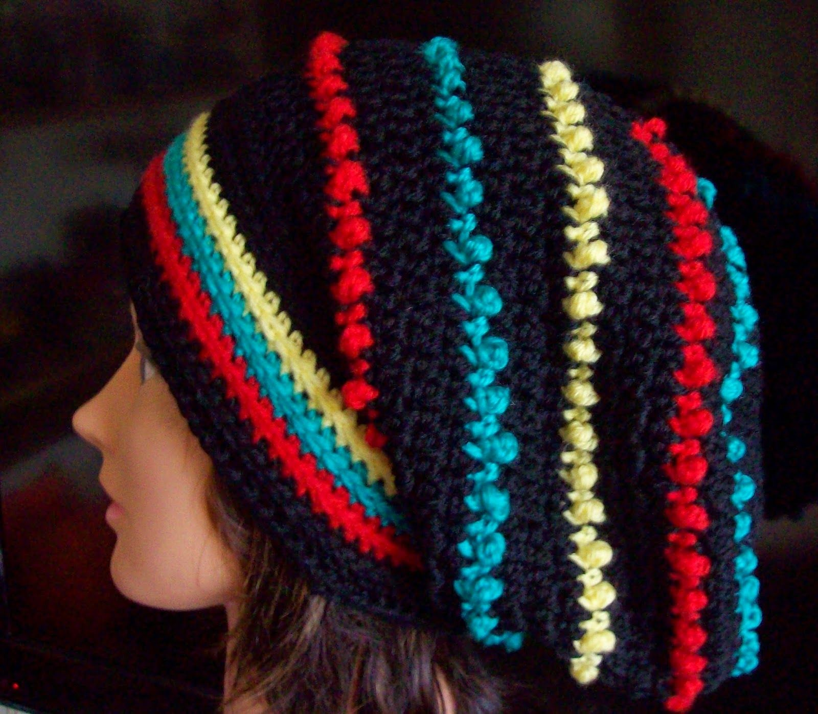 The easy magic slouch free crochet easy magic and crochet the easy magic slouch easy magicfree crochet hat bankloansurffo Image collections