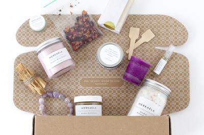 Merkaela Subscription boxes, Christmas gifts for her